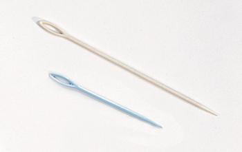 Plastic Tapestry Needle 6