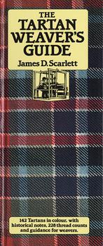 Tartan Weaver's Guide | Weaving Books