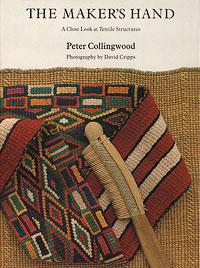 The Maker's Hand | Weaving Books