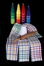 Tubular Spectrum Towels Kit   Kits