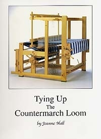 Tying Up the Countermarch Loom | Weaving Books