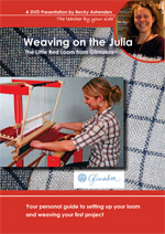Weaving on the Julia | Weaving DVDs