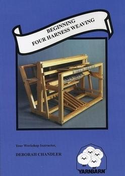 Beginning Four Harness Weaving | Weaving DVDs