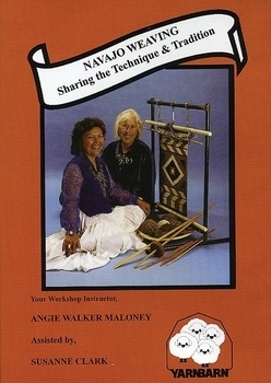Navajo Weaving | Weaving DVDs