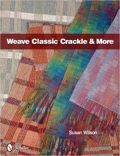 Weave Classic Crackle & More | Weaving Books
