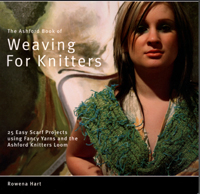 Ashford Book of Weaving For Knitters | Rigid Heddle Weaving Books