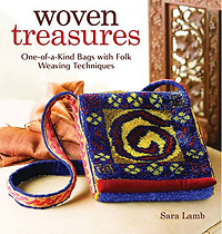 Woven Treasures | Weaving Books