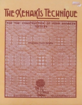 The Xenakis Technique | Weaving Books