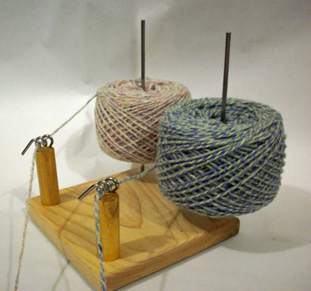 Yarn Pet Duo | Spool, Cone, and Ball Holders