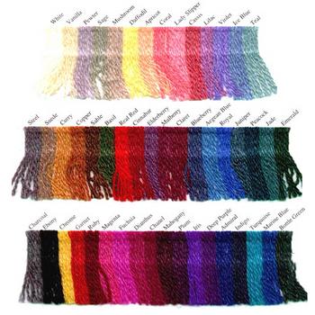 Zephyr Wool-Silk | JaggerSpun Wool
