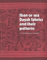 Image Iban or Sea Dayak Fabrics and Their Patterns