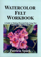 Image Watercolor Felt Workbook