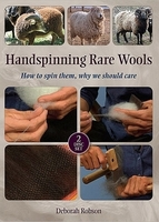 Image Handspinning Rare Wools