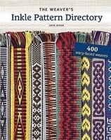 THE WEAVER'S INKLE PATTERN DIRECTORY (NEW!) | Weaving Books