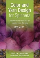 Image Color and Yarn Designs for Spinners