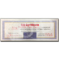 Image Gift Certificates