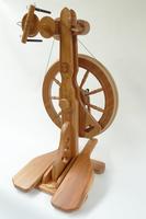 Image Majacraft Rose Spinning Wheel