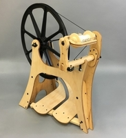 New Schacht Flat Iron Spinning Wheel!