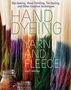 Image Hand Dyeing Yarn and Fleece