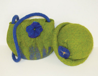 Felted Purse & Hat Kit | Kids Shop