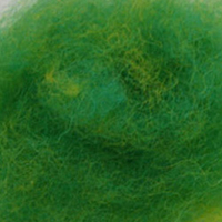 Image Harrisville Designs Dyed Carded Fleece - Kiwi