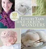 Image One-Skein Wonders: Luxury Yarns
