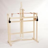 Image Glimakra Band Loom with 2 treadles