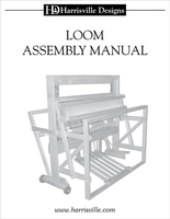 Image Harrisville Designs Loom Assembly Manual
