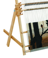 Image Schacht A-Frame Tapestry Loom Stand