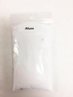 Image Alum (hydrated potassium aluminium sulfate)- 4oz. pkg