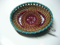 Pine Needle Basket 2-Day Workshop