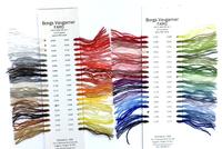 Image Borgs Faro Wool Color Card