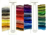 Image Borg's Tuna Wool Color Card