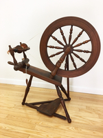 Image Ashford Elizabeth (Old Style) Spinning Wheel