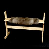 Image Glimakra Reindeer Pelt Bench Cover for Large bench