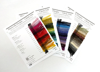 Image Harrisville Wool Color Cards