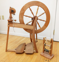 Image Used Ashford Traditional with Double Treadle