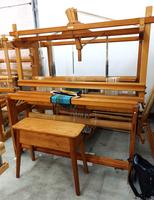 Image Used Oxaback Floor Loom