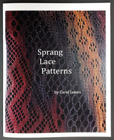 Image Sprang Lace Patterns