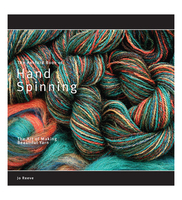 Image Ashford Book of Hand Spinning, the Art of Making Beautiful Yarn