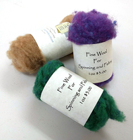 Image Harrisville Designs Dyed and Carded Fleece - 1 oz