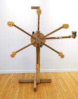 Image Used AVL Warping Wheel