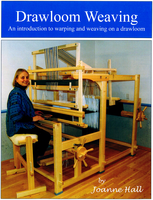 Image Drawloom Weaving by Joanne Hall