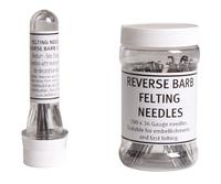 Image Ashford Reverse Barb Felting Needles