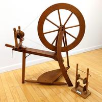 Image Used Leclerc E351 Spinning Wheel