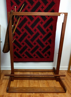 Image Homemade Navajo Tapestry Loom
