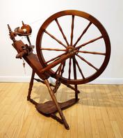 Image Used John White Saxony Spinning Wheel
