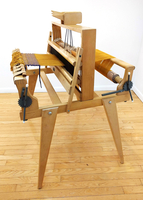 Image Lillstina Table Loom with stand