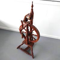 Image Parlor-Style Castle Wheel