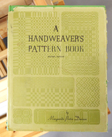 Image Handweaver's Pattern Book: Revised Edition (used)